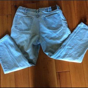 Lands End Jeans size 37 x 28